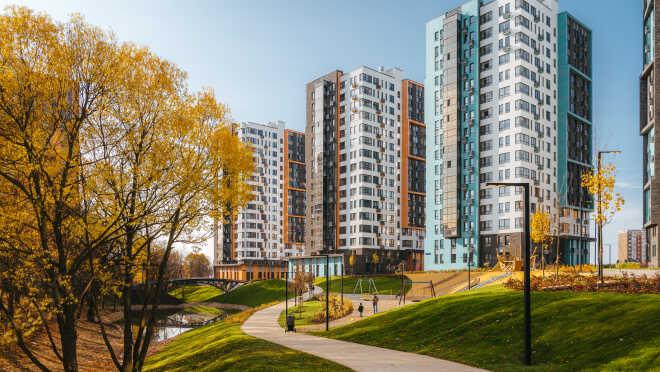 Квартиры от 40 м². Ипотека от 0,1% на весь срок ЖК «Скандинавия»